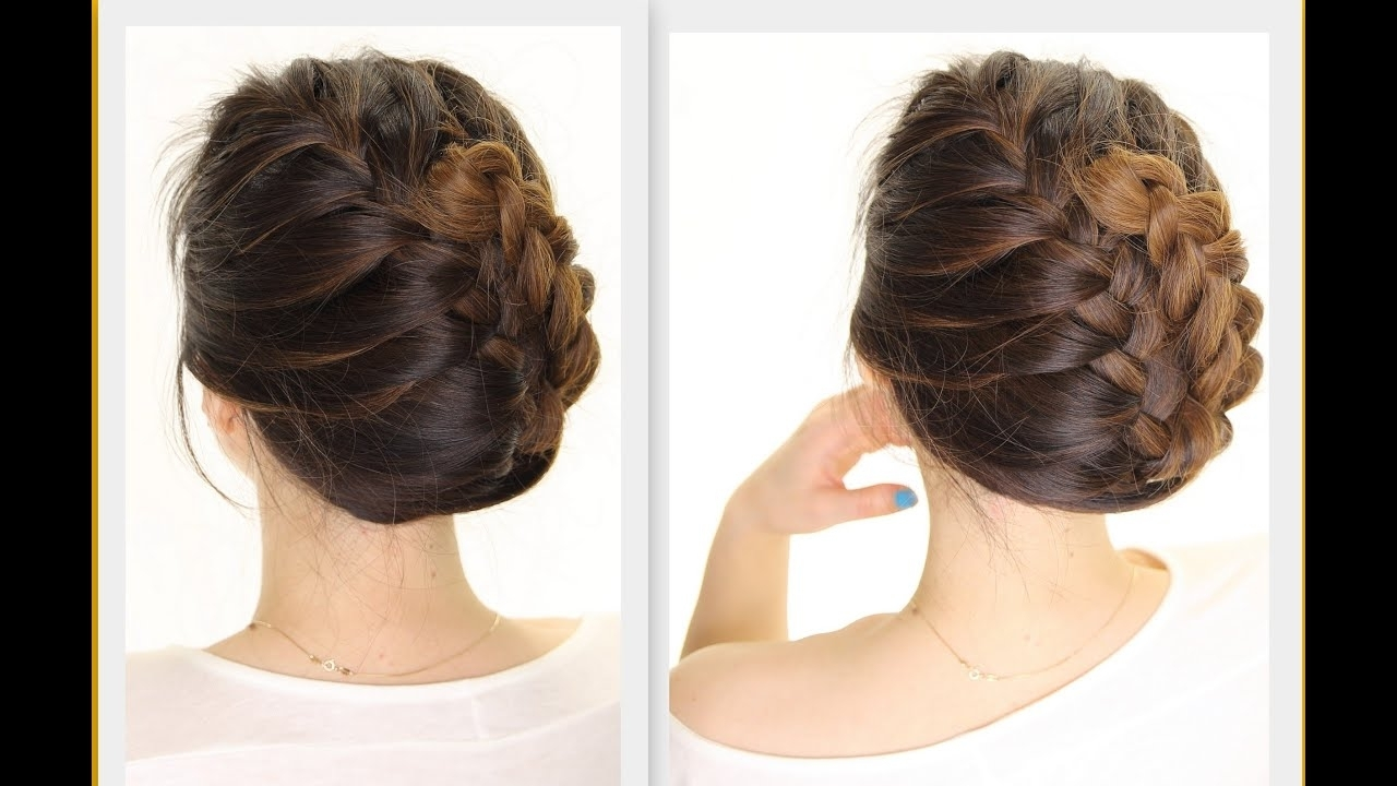 Easy Summer Hairstyles (Gallery 16 of 20)