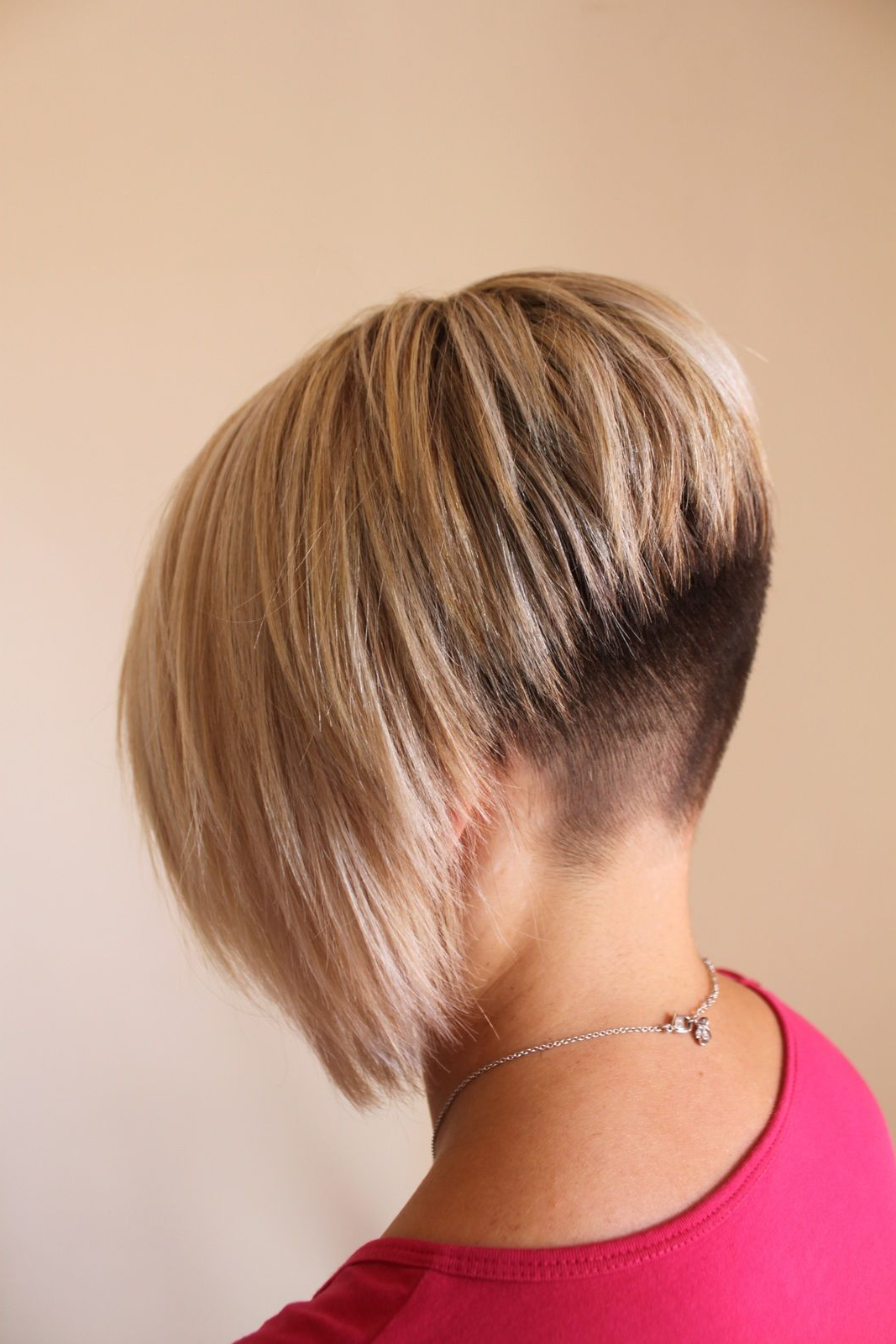 Fade Nape Inverted Bob Love This!! (try For Late Spring For Voluminous Nape Length Inverted Bob Hairstyles (View 15 of 20)