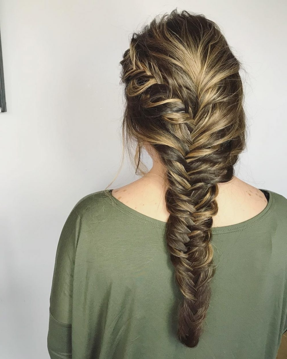 Famous Loosely Braided Ponytail Hairstyles Intended For 38 Cute Prom Hairstyles Guaranteed To Turn Heads (View 9 of 20)