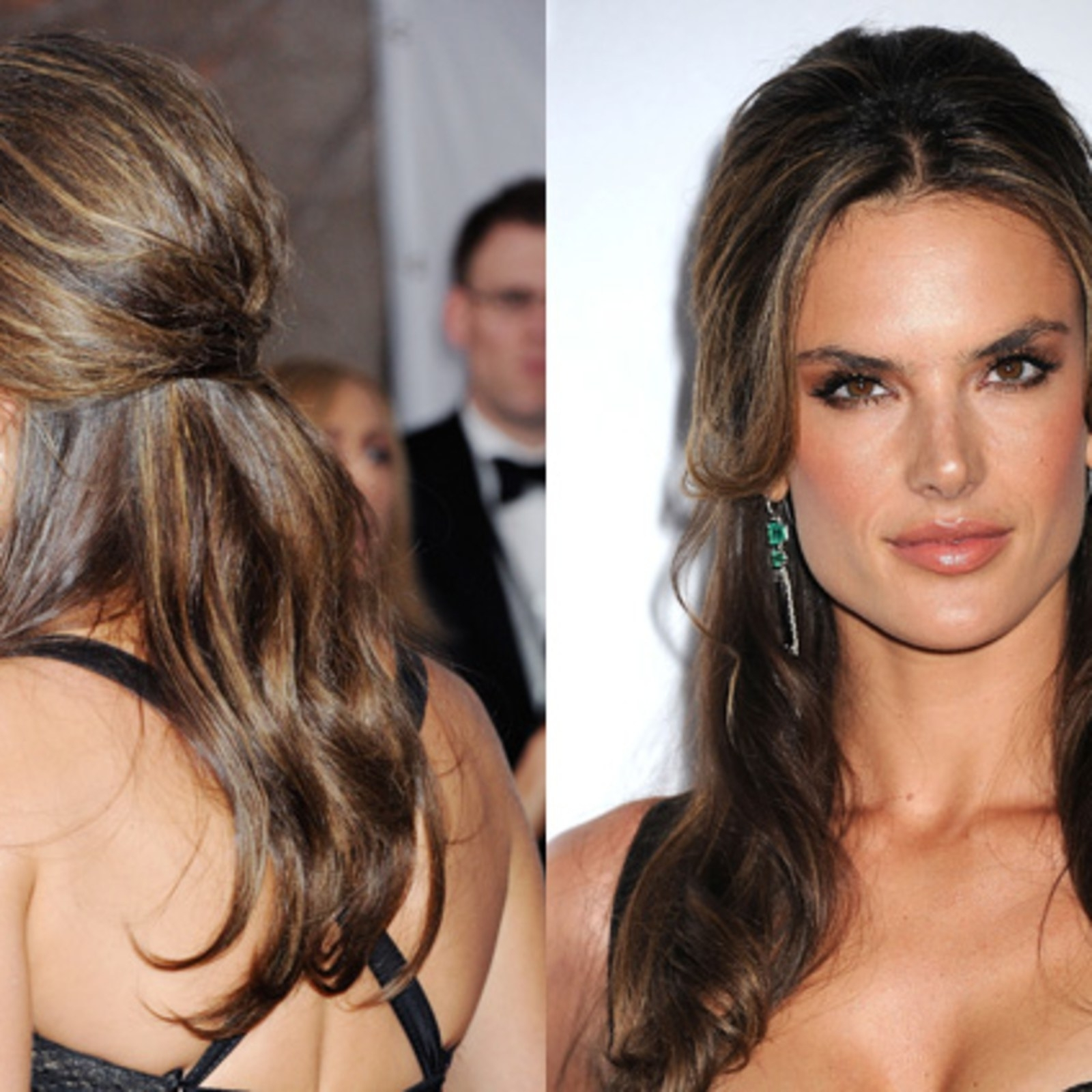 Famous Perfectly Imperfect Side Ponytail Hairstyles In The 15 Most Romantic Hairstyles Of The Moment – Allure (View 7 of 20)