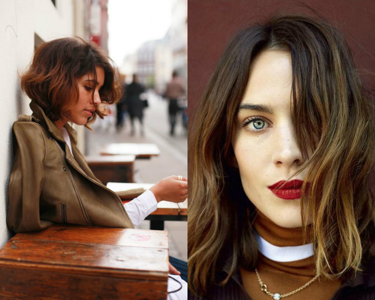 Follow The Trend: Wavy Bob Hairstyles 2017 | Hairdrome For Brunette Bob Haircuts With Curled Ends (View 12 of 20)