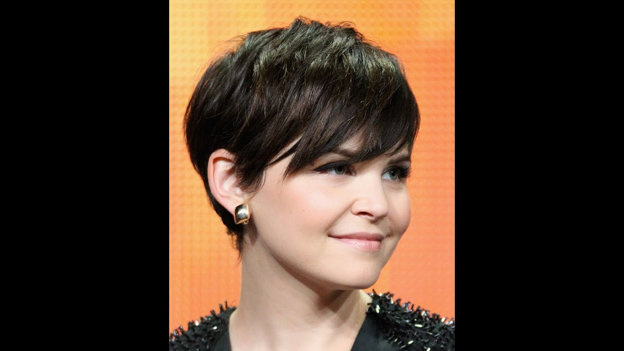 Ginnifer Goodwin Pixie Haircut Tutorial | The Salon Guy – Youtube Inside Feathered Pixie Hairstyles For Thin Hair (Gallery 10 of 20)