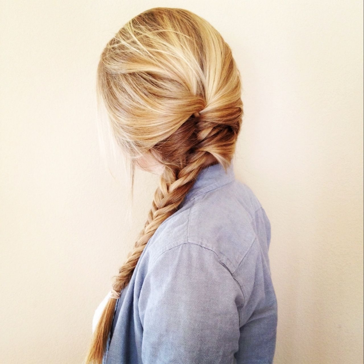 Girls & Ladies Hair And Fingers And Toes Nail Do's With Widely Used Artistically Undone Braid Ponytail Hairstyles (View 3 of 20)