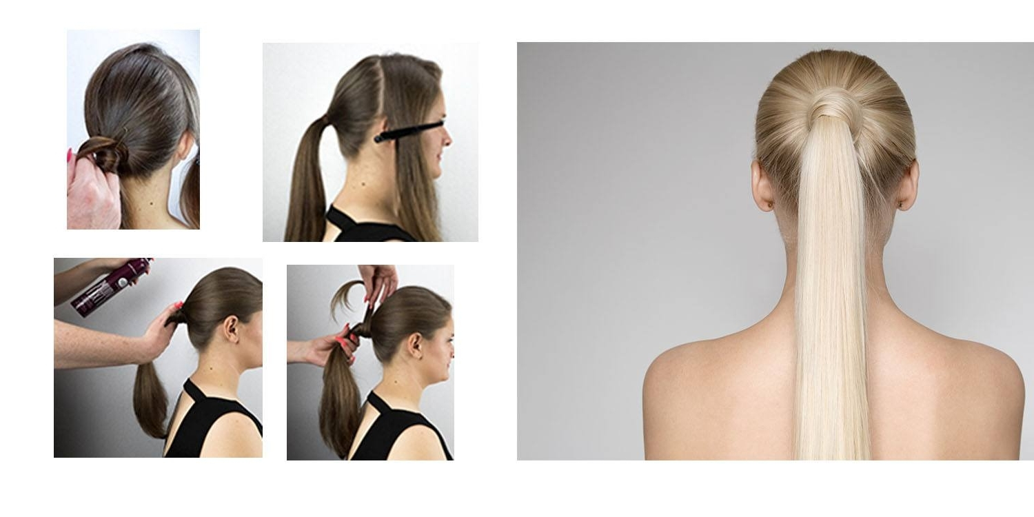 Hair Hacks For Perky Ponytails (View 18 of 20)