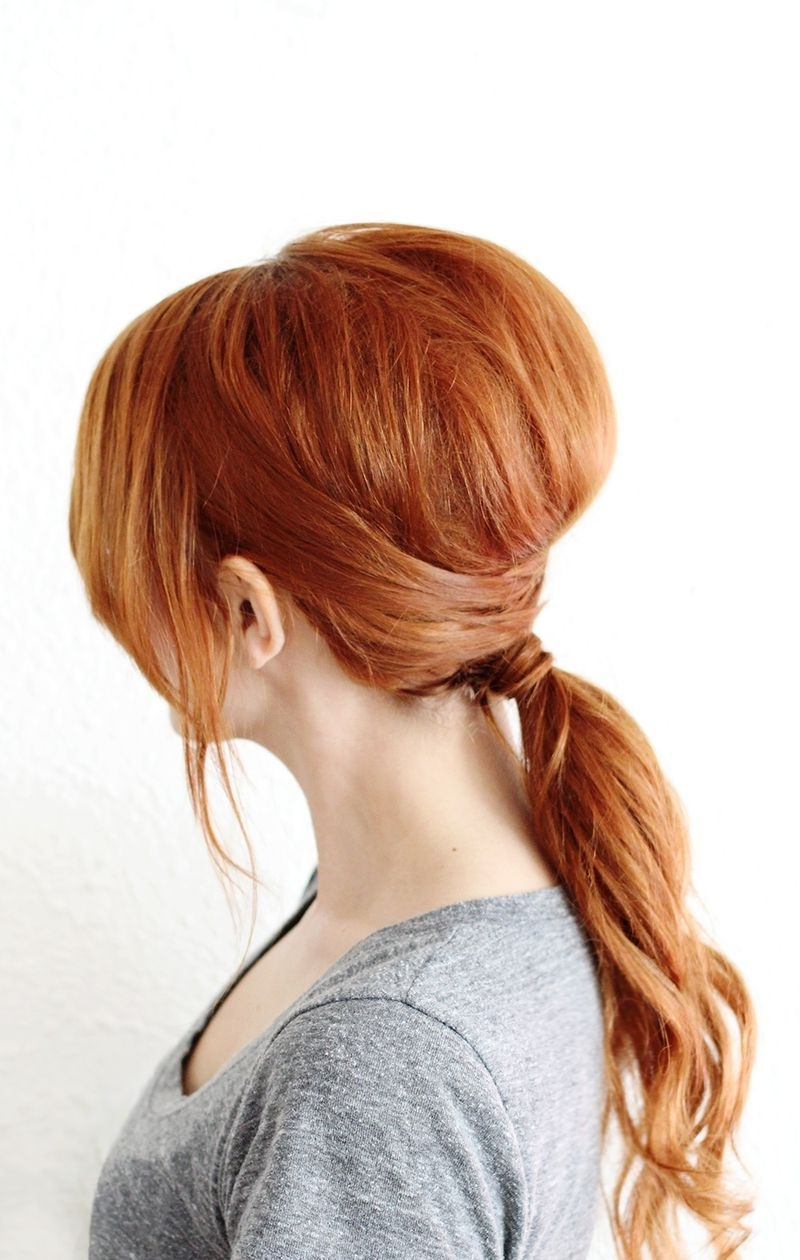 Hair Inside Most Current Long Elegant Ponytail Hairstyles (View 9 of 20)