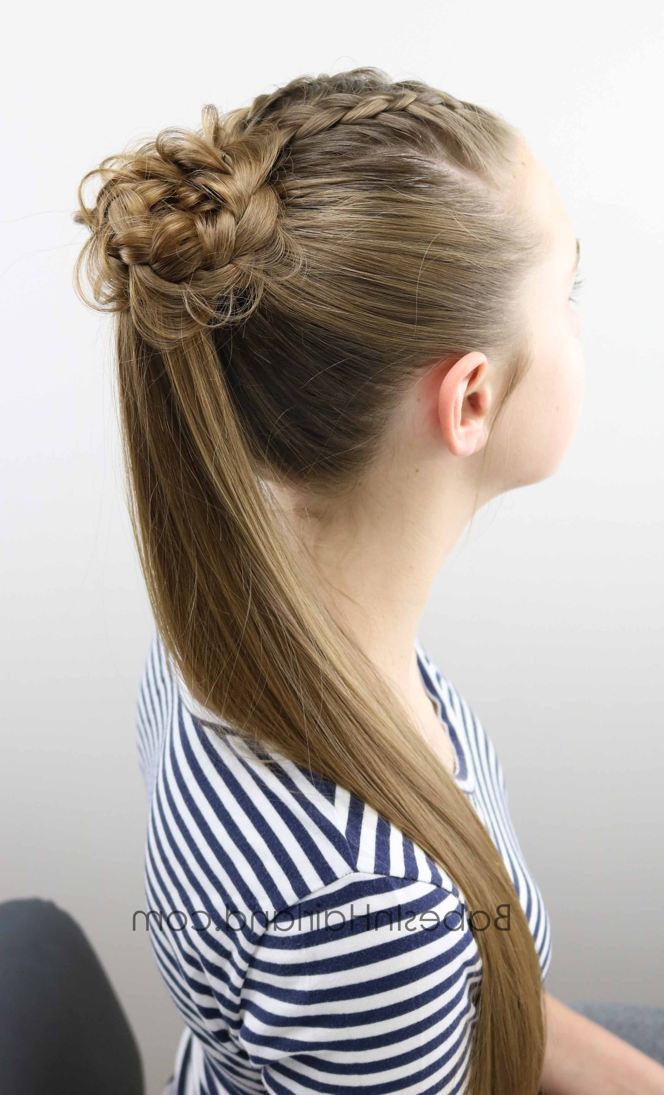 Hair – Of Instagram Within Widely Used Pony And Dutch Braid Combo Hairstyles (View 11 of 20)