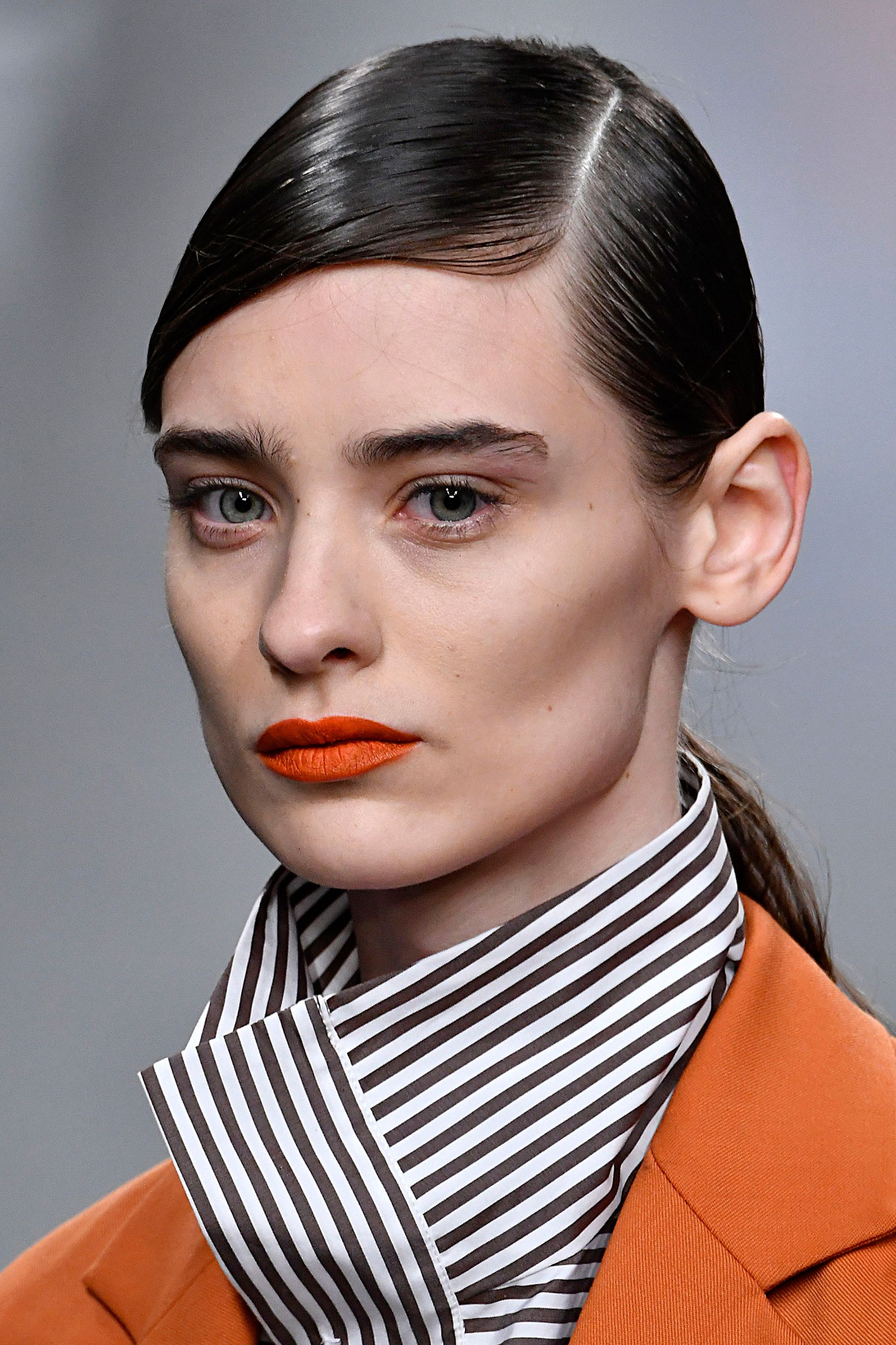 Hair Trends For Autumn/winter 2017 – Key A/w17 Hair Trends To Try With Icy Poker Straight Razored Pixie Haircuts (View 6 of 20)