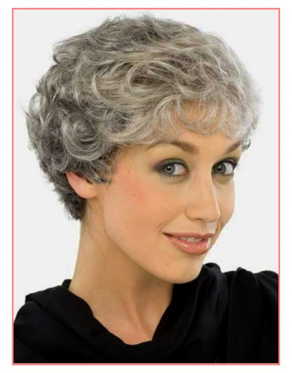 Haircuts For Curly Grey Hair | Hairstyles And Haircuts Ideas For Regarding Curly Grayhairstyles (View 10 of 20)