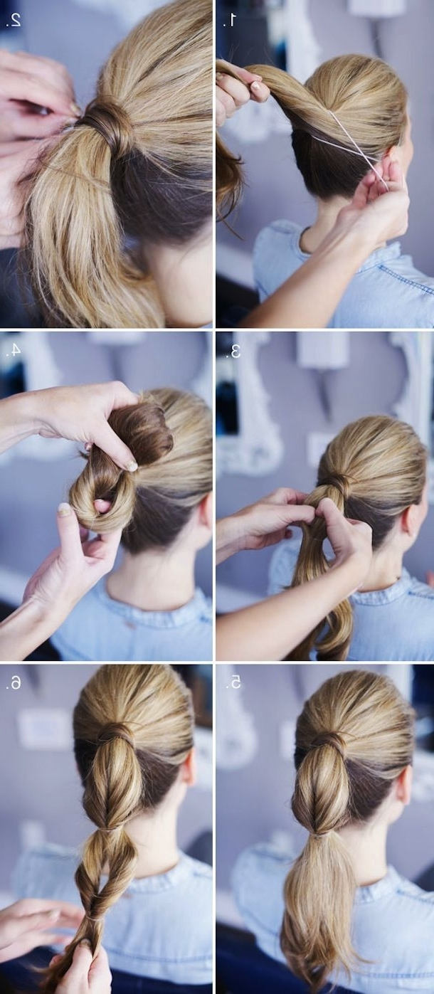 Hairstyle Tutorials (View 11 of 20)