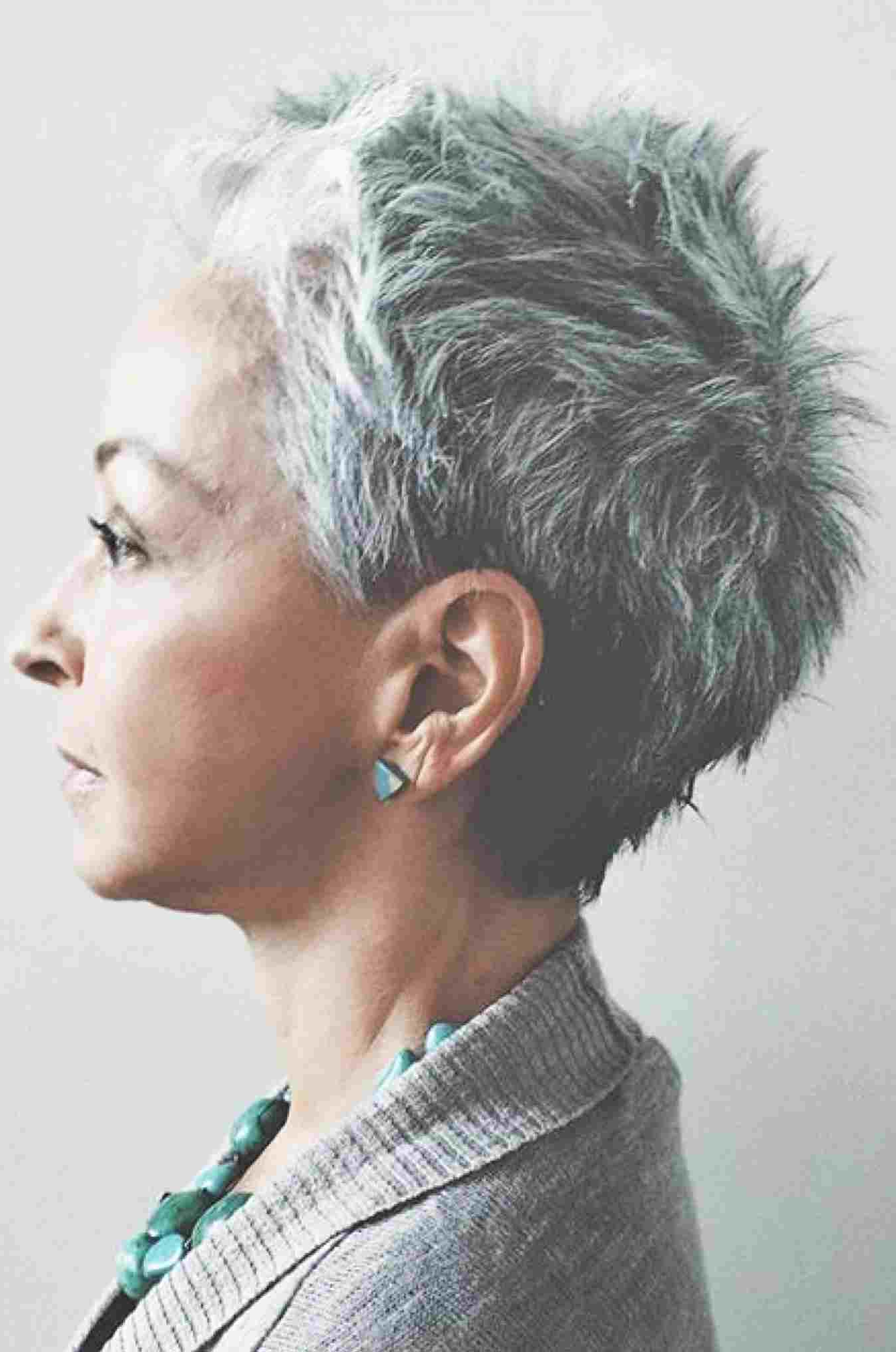 Ideasrhkgirlscom Womens Very Short Funky Hairstyles 2016 Trend In Funky Pixie Undercut Hairstyles (View 17 of 20)