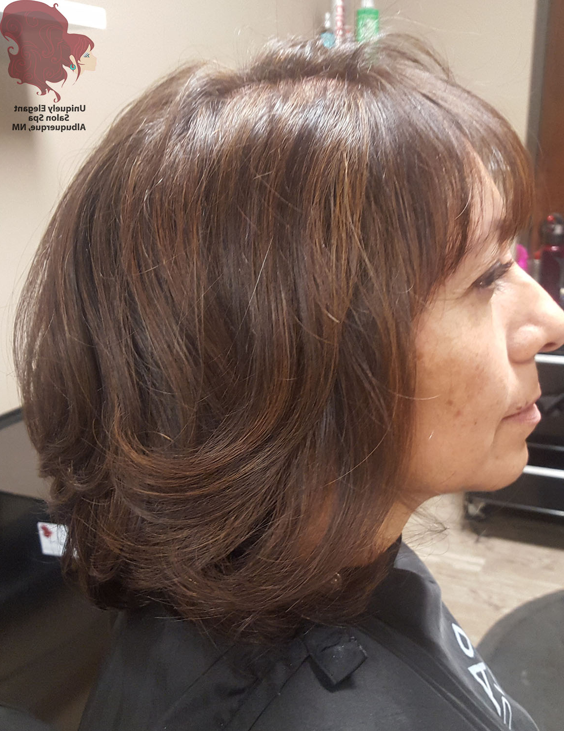 "Images Tagged ""layered Bob Haircut"" 