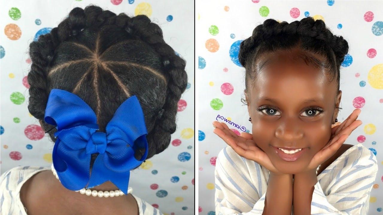 Kids Natural Hair (View 15 of 20)