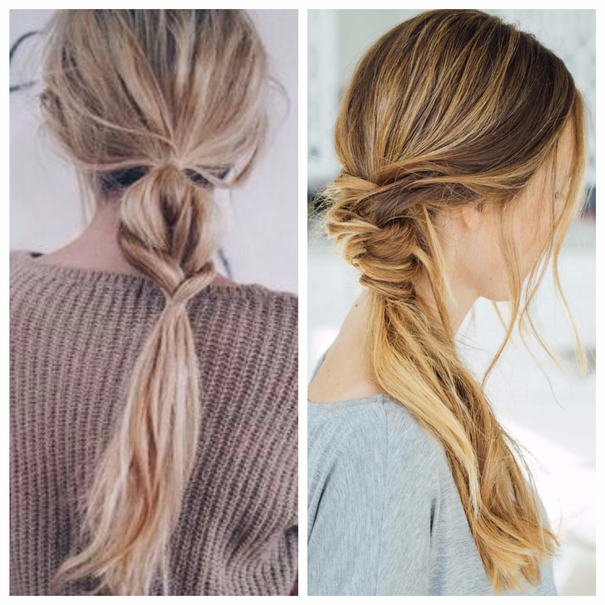 Latest Loosely Braided Ponytail Hairstyles Pertaining To Loose Braid Hairstyle Ideas – Hair World Magazine (Gallery 4 of 20)