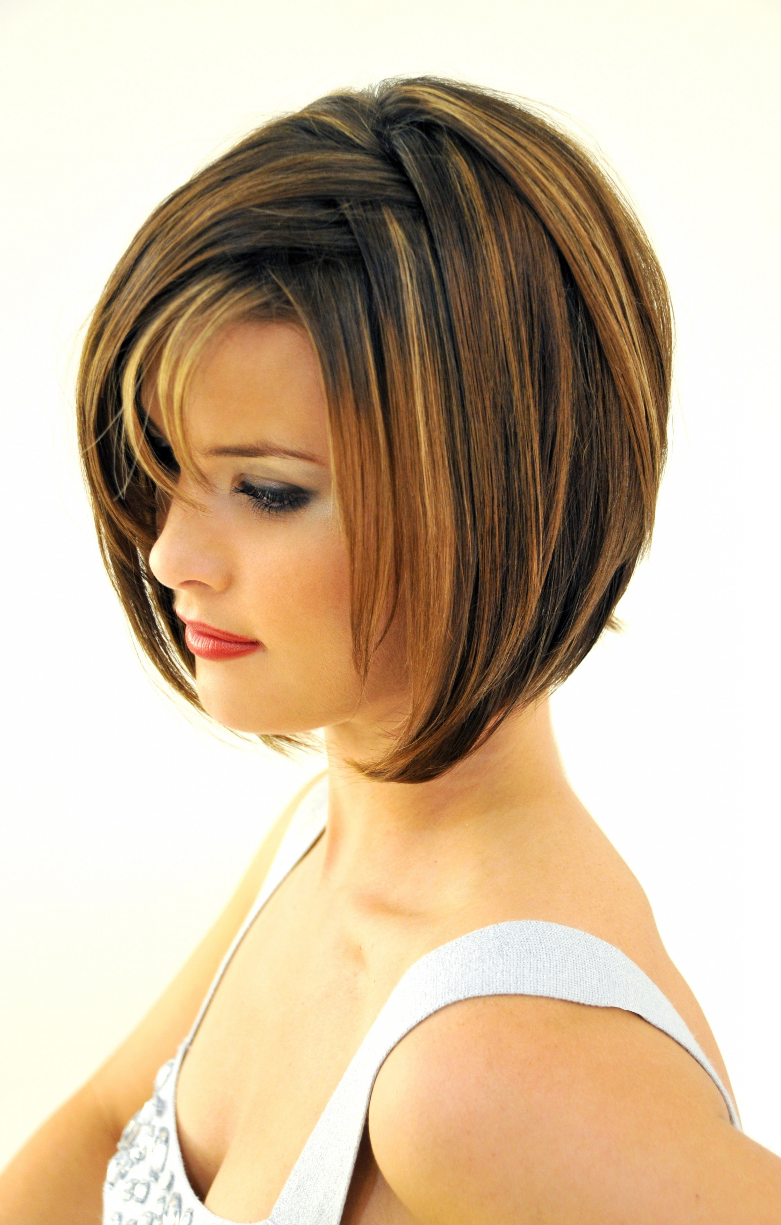 Layered Hair Kids Long Layered Bob Hairstyles For Thick Hair Modern With Regard To Layered Bob Hairstyles For Thick Hair (Gallery 20 of 20)