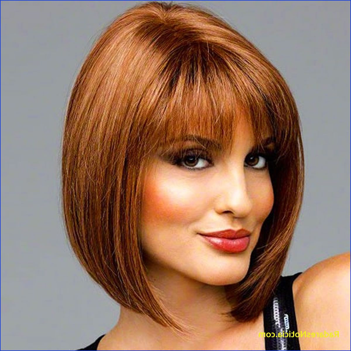 Long Bob With Bangs 2018 The Best 30 Short Bob Haircuts – 2018 Short In Short Tapered Bob Hairstyles With Long Bangs (View 14 of 20)