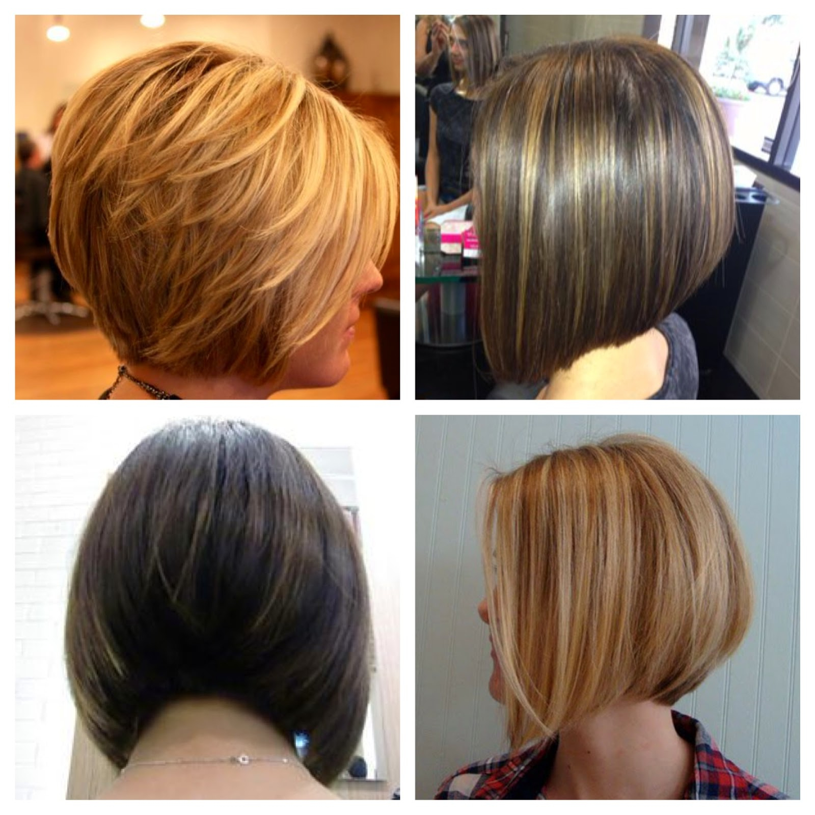 Longer Inverted Bob Haircut For Short Bob Hairstyles With Tapered Back (Gallery 6 of 20)