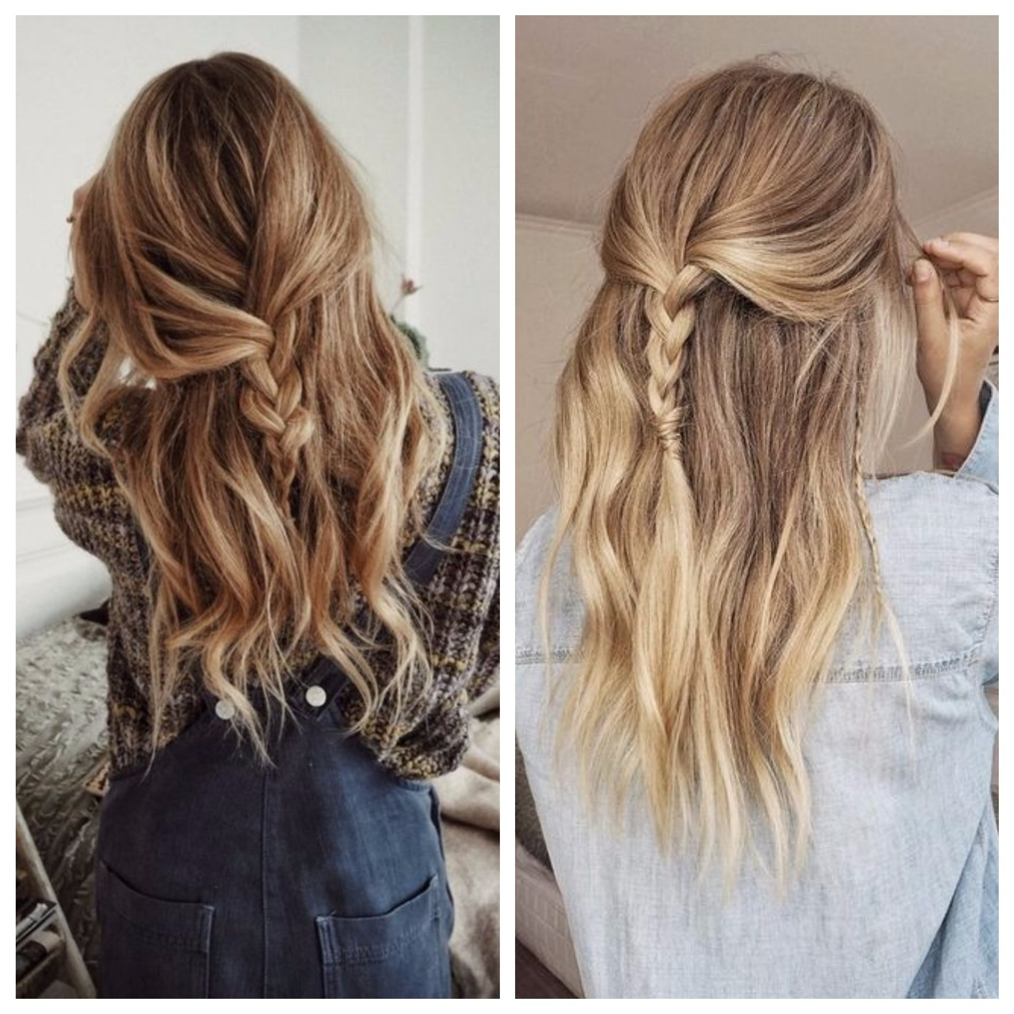 Loose Braid Hairstyle Ideas – Hair World Magazine With Regard To Most Current Loosely Braided Ponytail Hairstyles (Gallery 15 of 20)