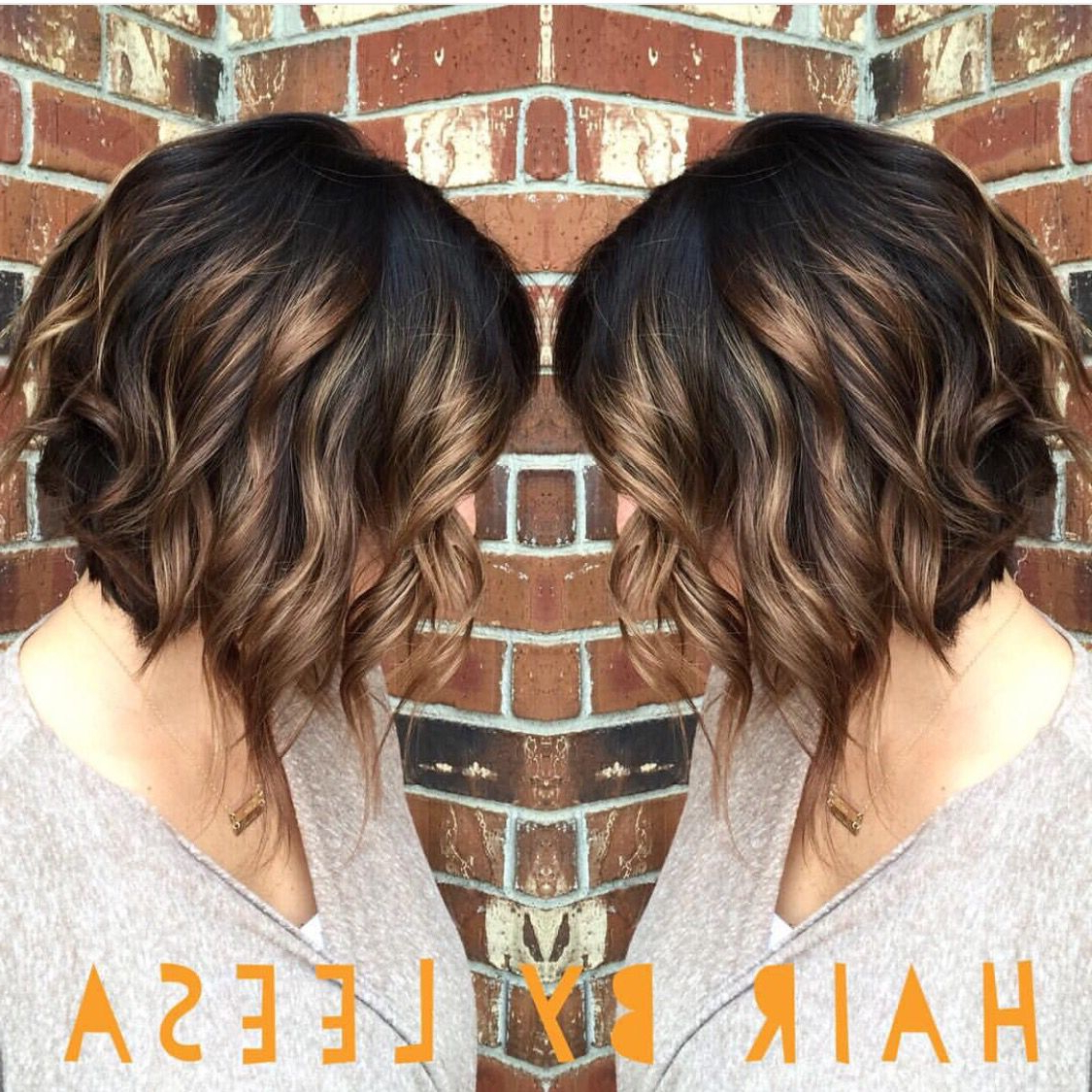 Love These Curls | B&f | Pinterest | Balayage Highlights, Balayage With Regard To Nape Length Curly Balayage Bob Hairstyles (View 20 of 20)