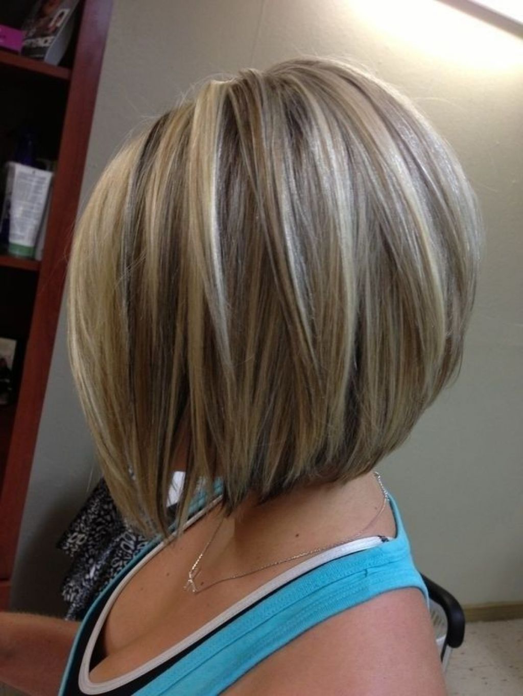 Medium Length Angled Bob Hairstyles – Hairstyle For Women & Man Regarding Angled Bob Hairstyles (View 17 of 20)