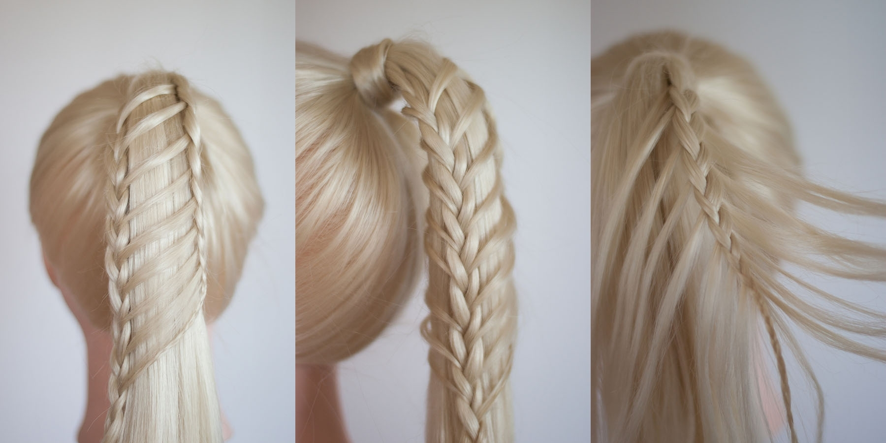 Most Popular Pretty Plaited Ponytails Throughout Braided Ponytails (View 13 of 20)