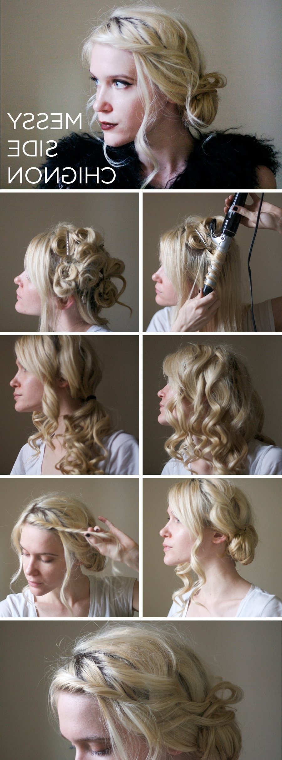 Most Popular Simple Messy Side Ponytail Hairstyles For 15 Easy Side Hairstyles You Can Try To Do (View 14 of 20)