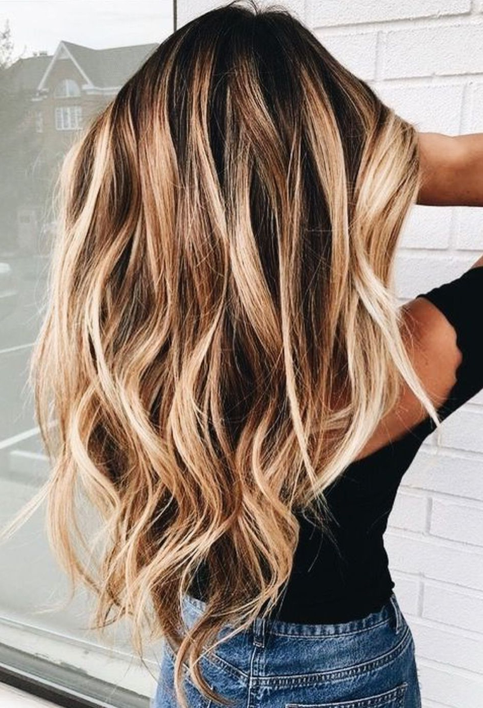 Pinangelic Fokkens On Hair | Pinterest | Hair Style, Hair Throughout Angelic Blonde Balayage Bob Hairstyles With Curls (View 8 of 20)