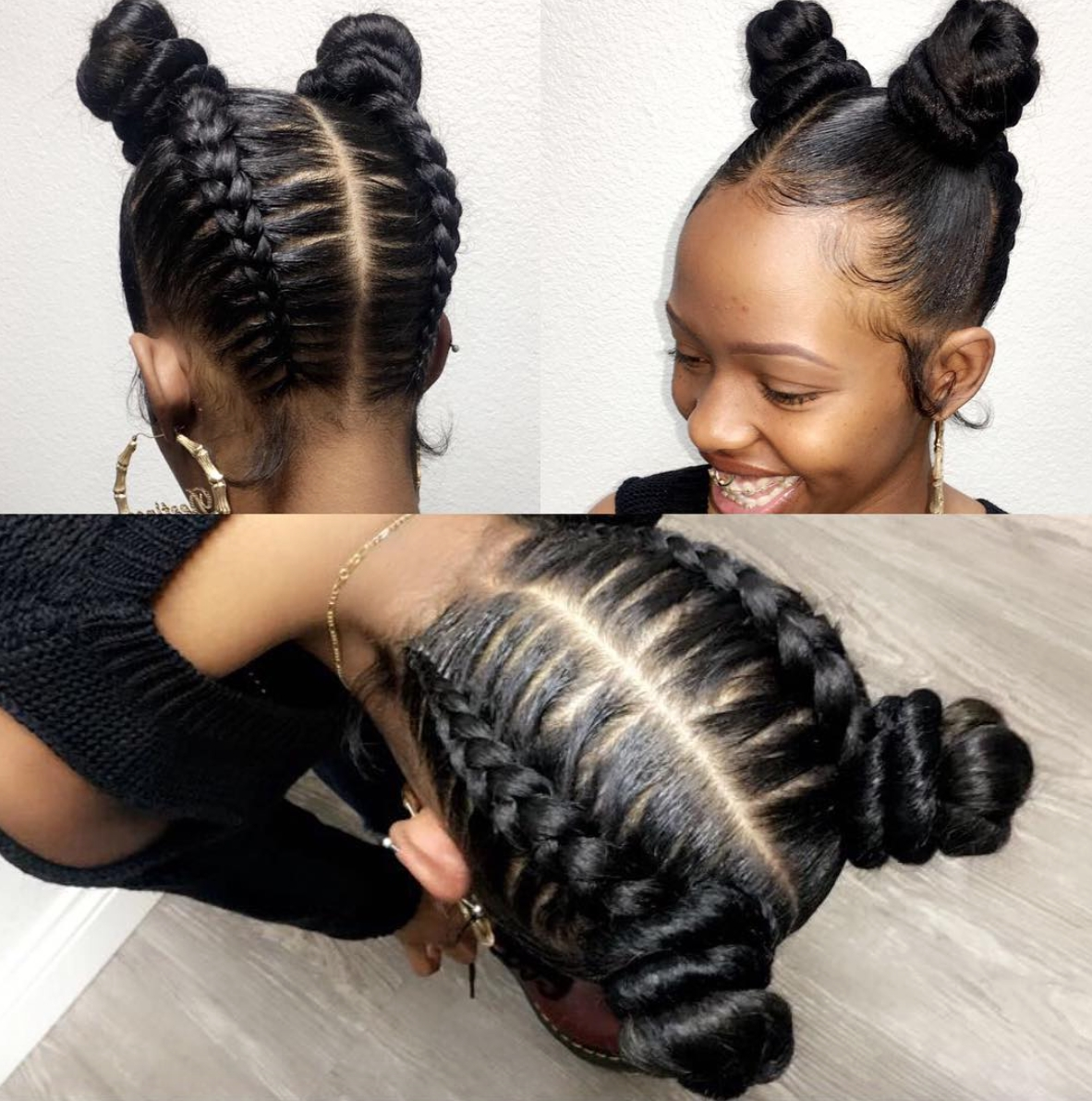 Pinblack Hair Information – Coils Media Ltd On Braids And Twists With Well Liked Cute And Carefree Ponytail Hairstyles (Gallery 14 of 20)