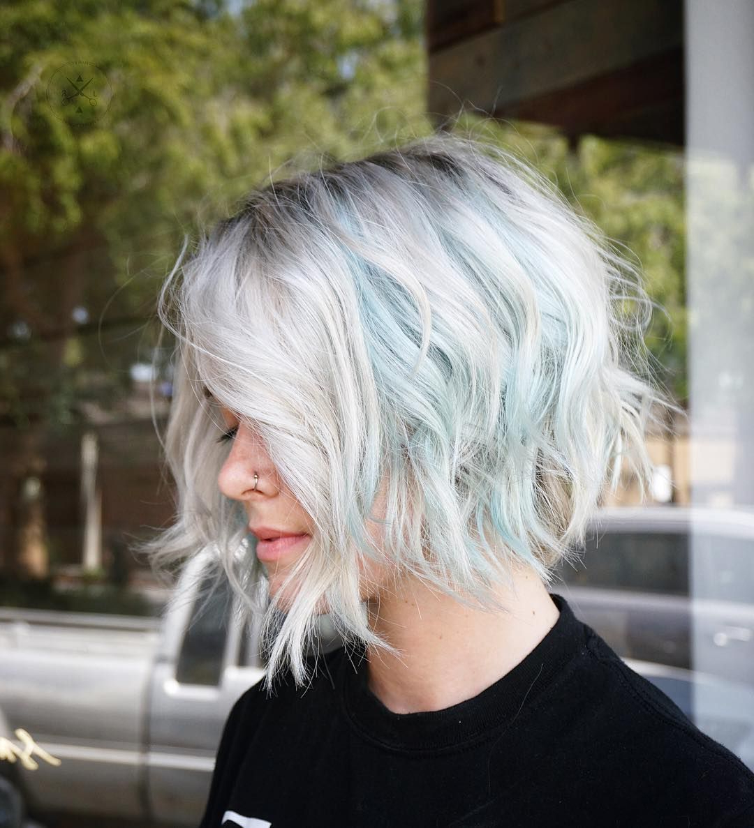 Pinhairstylezz On Colors | Pinterest | Hair, Short Hair With Regard To Sunny Blonde Finely Chopped Pixie Haircuts (View 13 of 20)