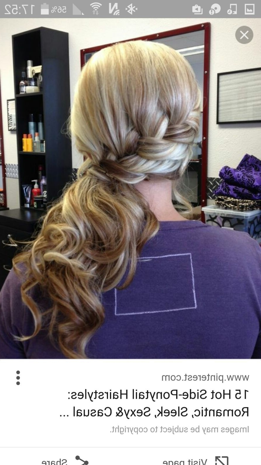 Pinkayla Taylor On Prom Hairstyles (View 14 of 20)