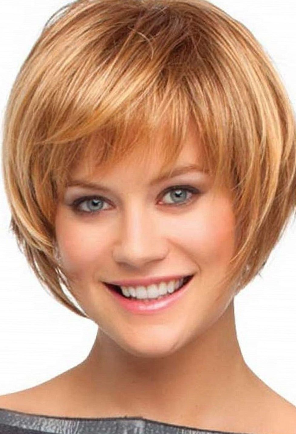 Pinkim On Hair In 2018 | Pinterest | Hair Styles, Hair And Short Inside Layered Bob Haircuts For Fine Hair (View 14 of 20)