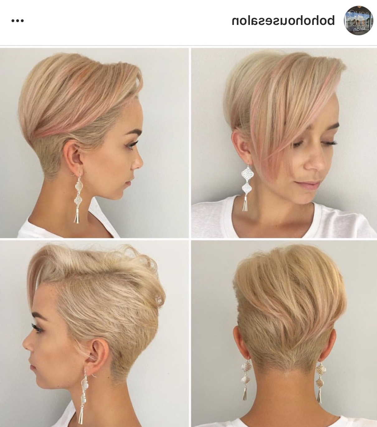 Pinmindy Kayser On The Pixie Files In 2018 | Pinterest | Hair For Disconnected Pixie Hairstyles For Short Hair (View 15 of 20)