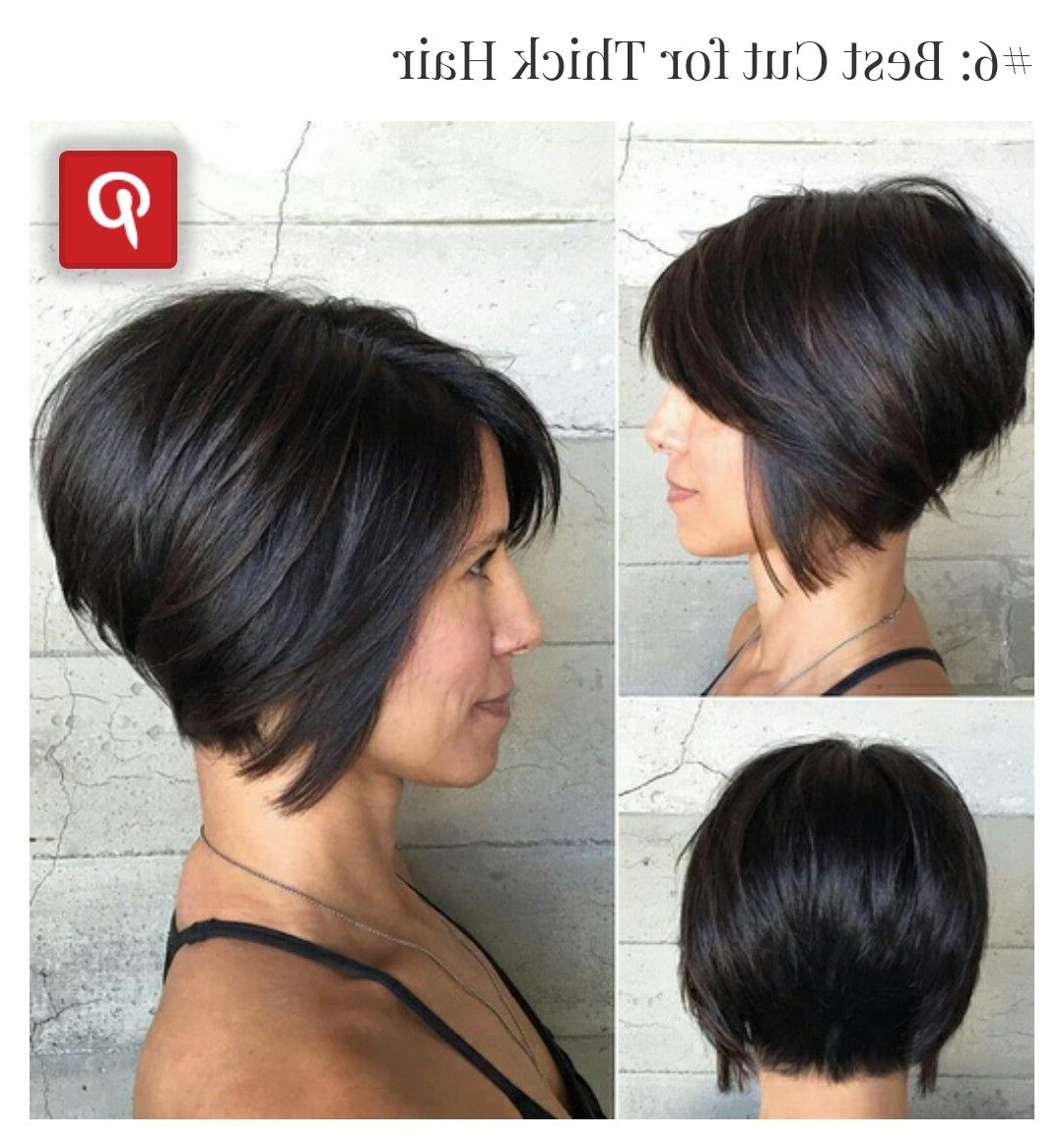 Pintammy Berger On Inverted Bob | Pinterest | Short Hair Styles Pertaining To Sleek Rounded Inverted Bob Hairstyles (View 12 of 20)