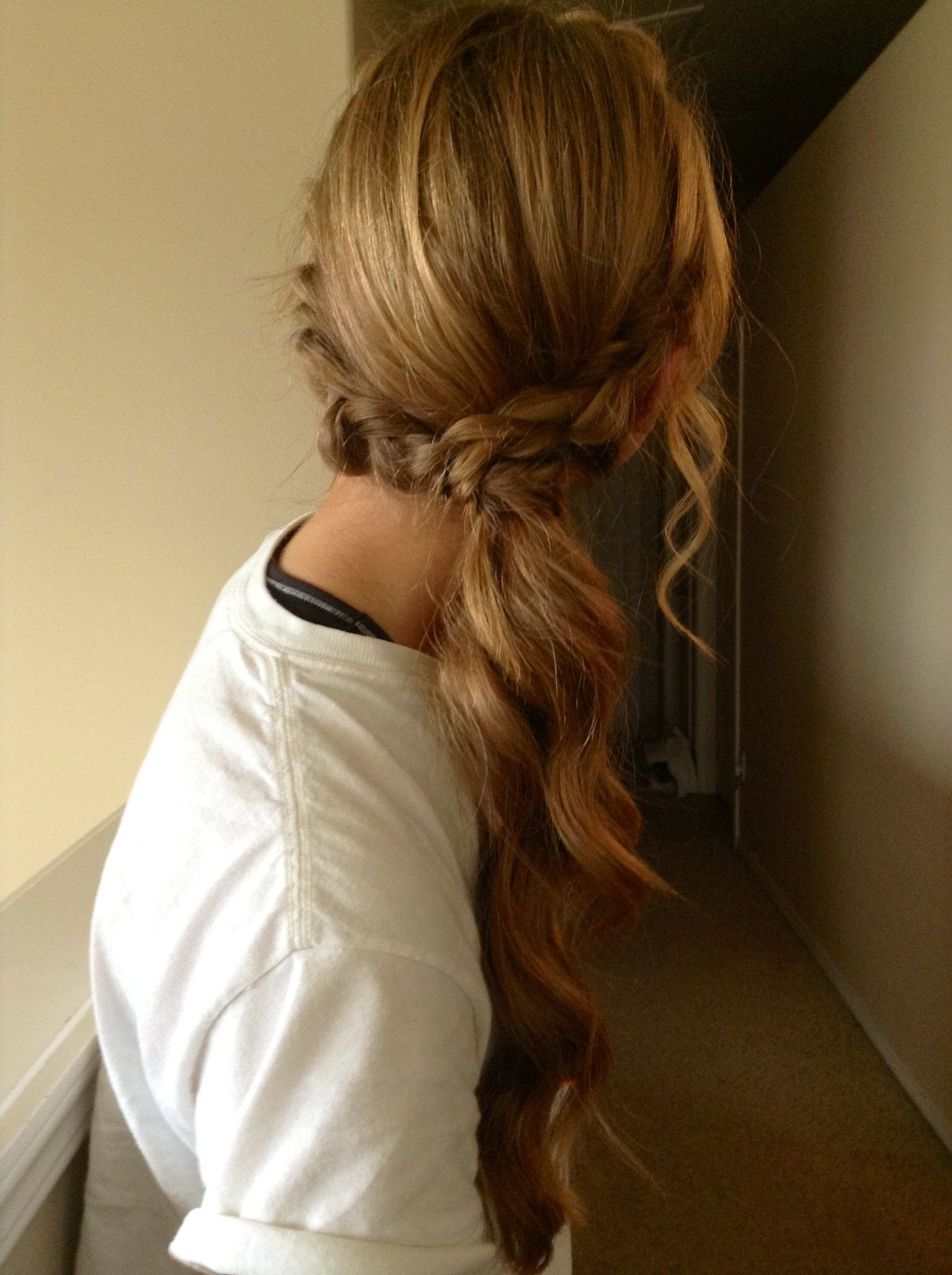 Pinterest Throughout Famous Regal Braided Up Do Ponytail Hairstyles (View 7 of 20)