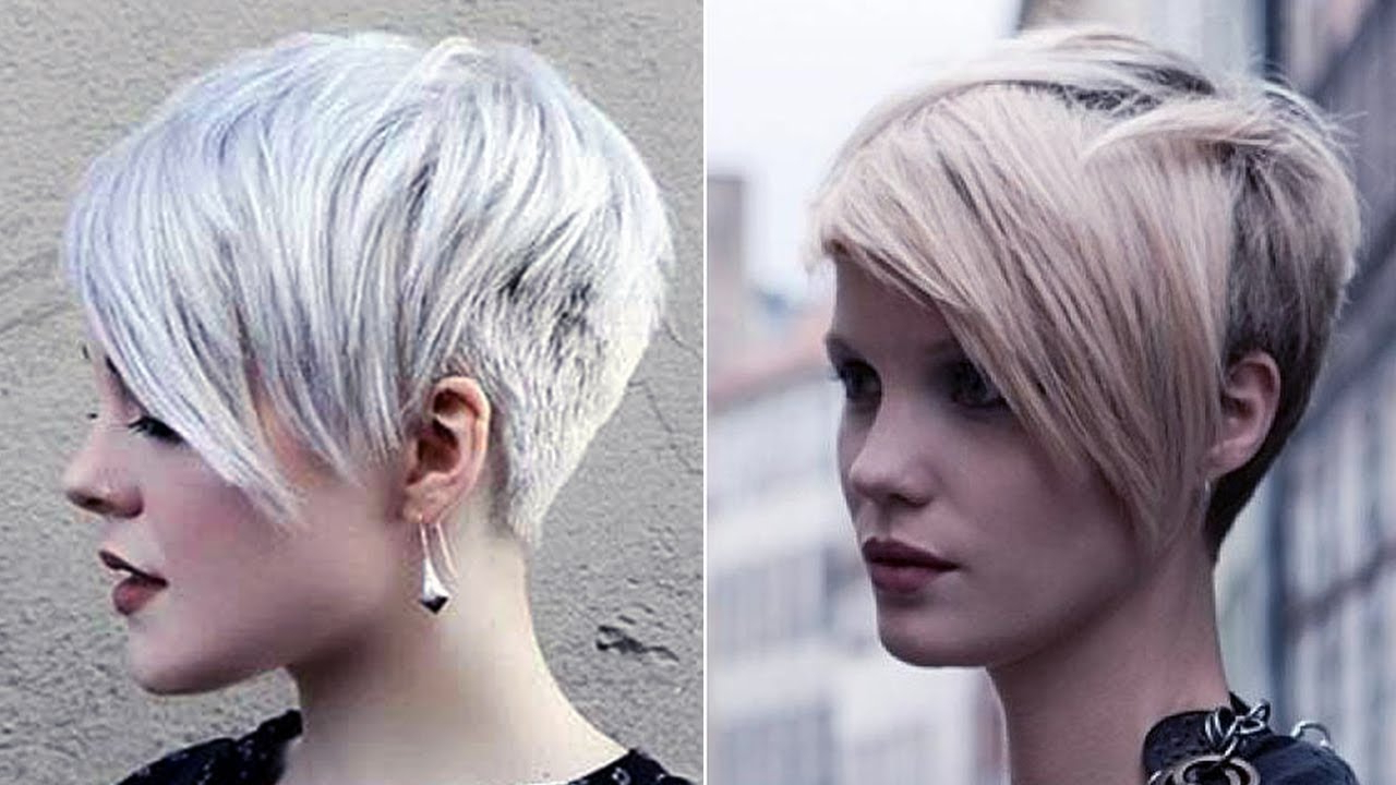 Pixie With Long Bangs (Short Pixie Haircut) Short Hair With Long With Regard To Disconnected Pixie Hairstyles For Short Hair (View 17 of 20)