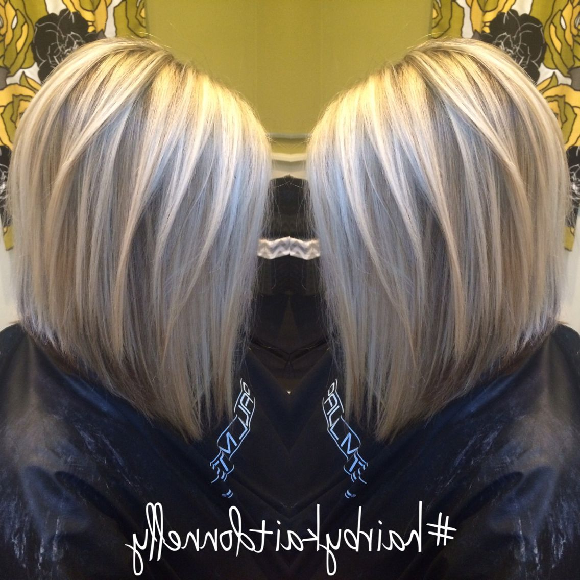 Platinum Cool Blonde (View 20 of 20)
