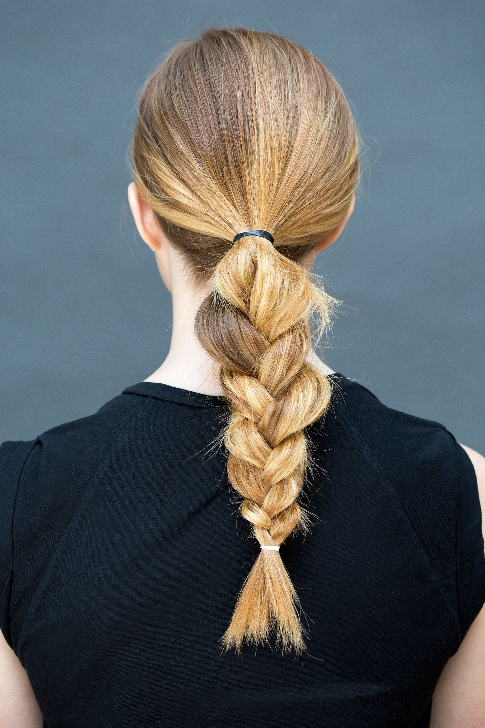Ponytail, Stylish In Well Known Loosely Braided Ponytail Hairstyles (View 3 of 20)