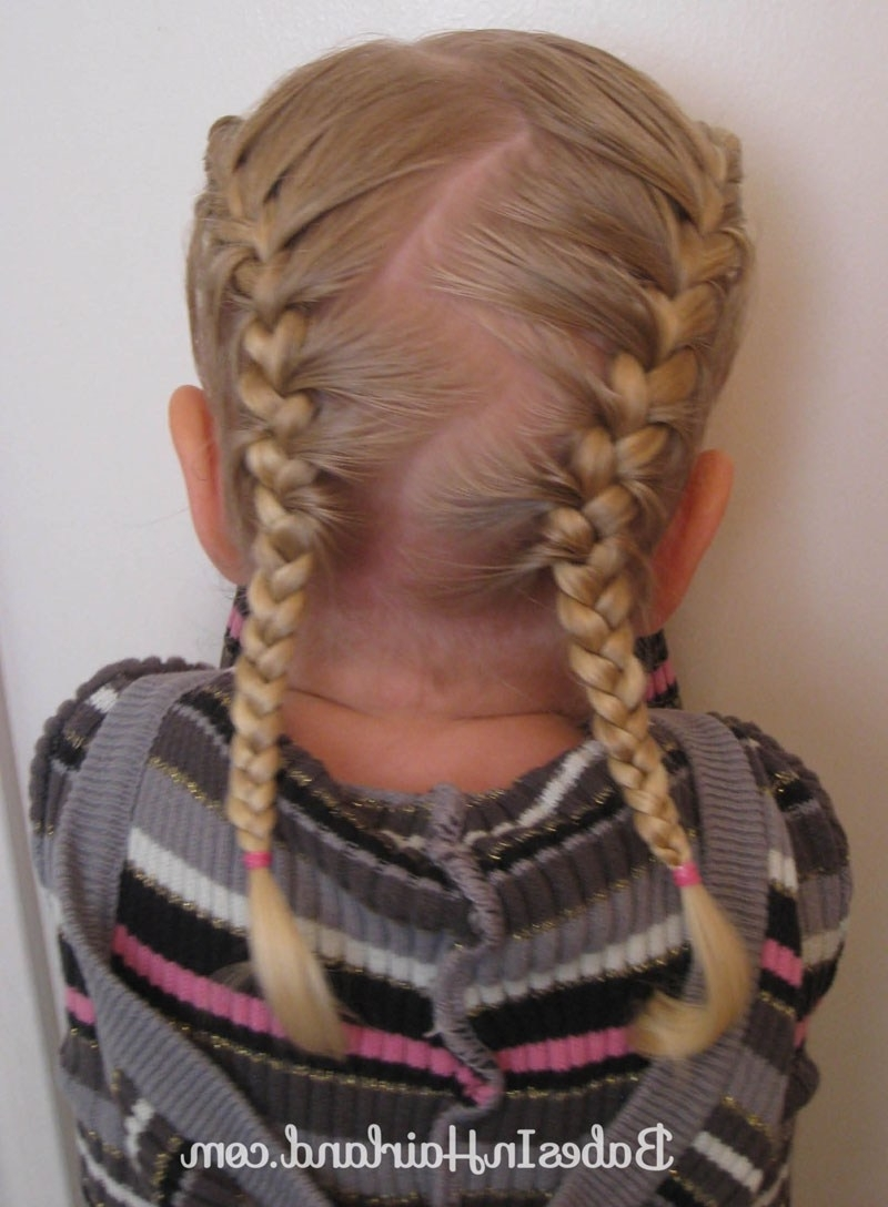 Popular French Braid Ponytail Hairstyles With Curls With Regard To Tuesday Tip – Straight Ends On Waves From Braids – Babes In Hairland (View 18 of 20)