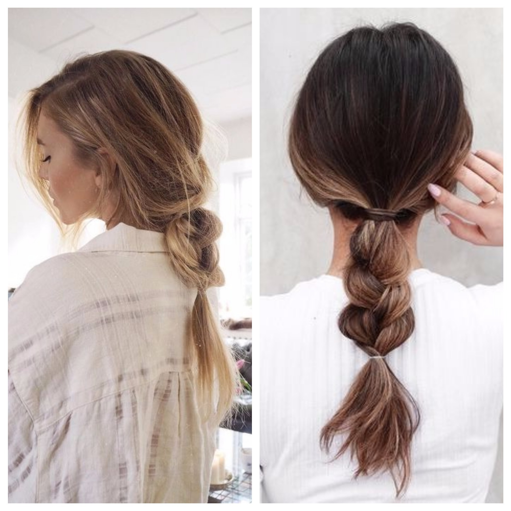 Preferred Loosely Braided Ponytail Hairstyles Pertaining To Loose Braid Hairstyle Ideas – Hair World Magazine (View 18 of 20)