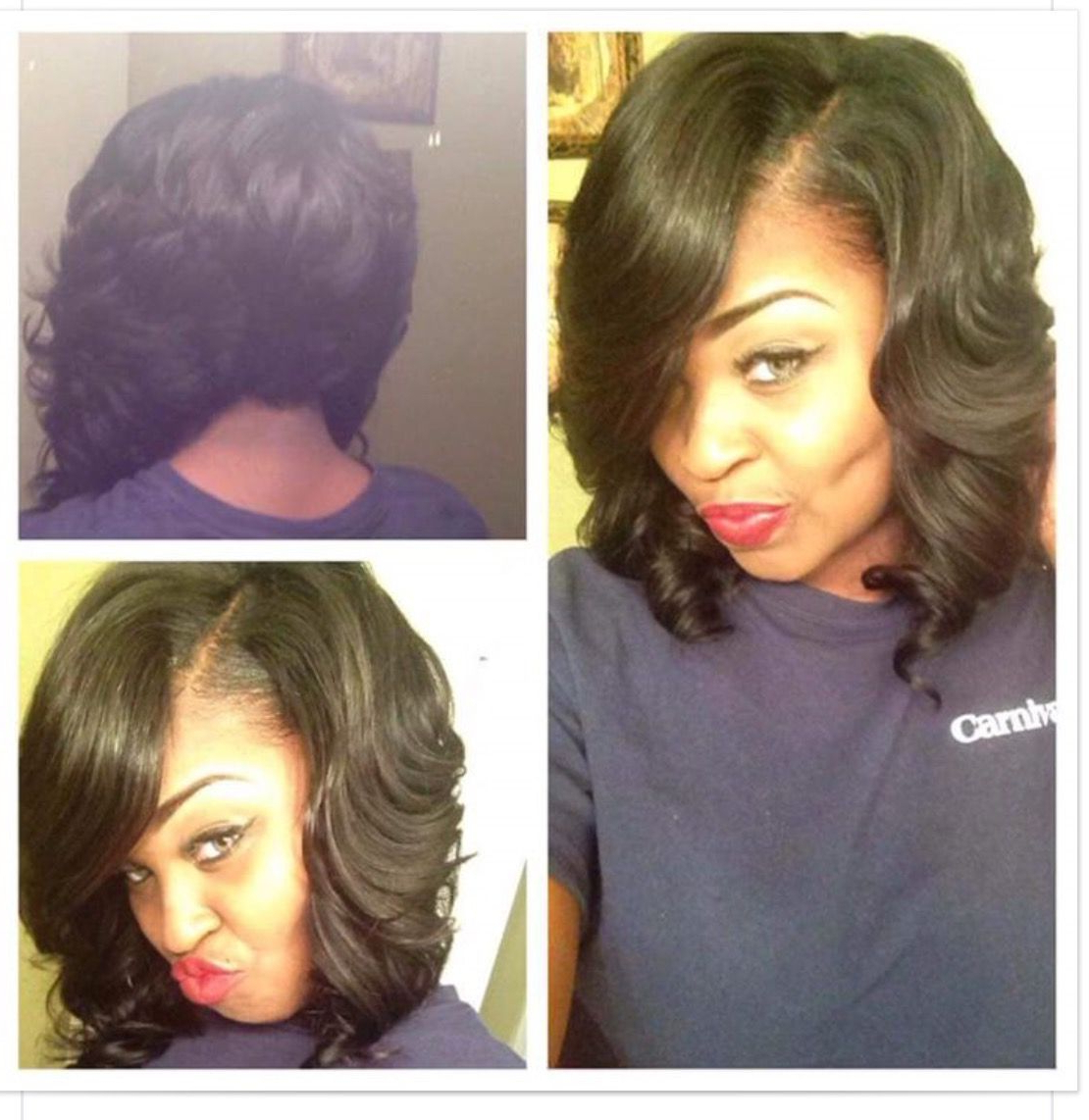 Prettyrare | Xcutlife O B S E S S I O N S In 2018 | Pinterest | Hair Inside Bouncy Curly Black Bob Hairstyles (View 17 of 20)