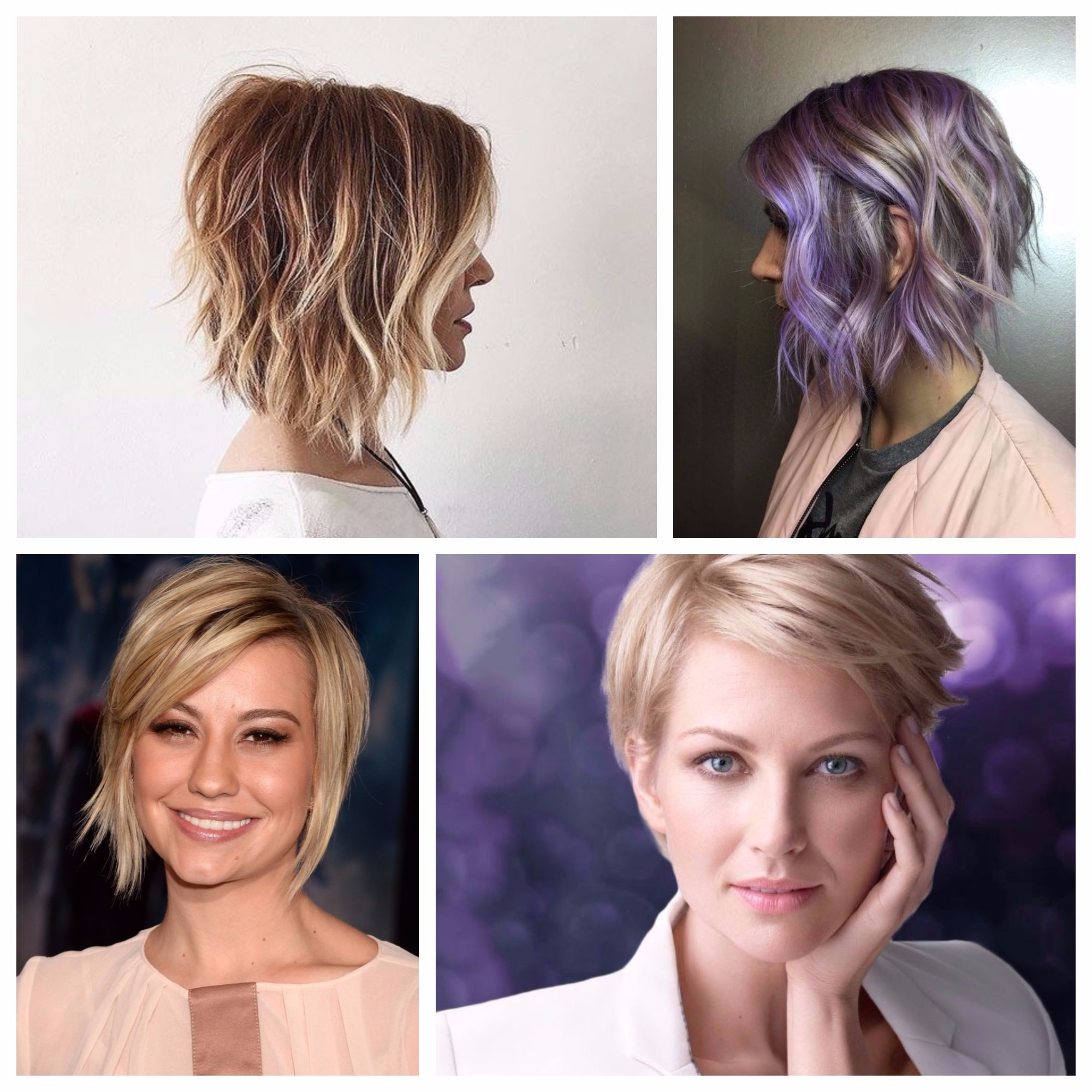 Razor Haircuts That Always Look Good – Hair World Magazine With Razored Brown Bob Hairstyles (View 15 of 20)