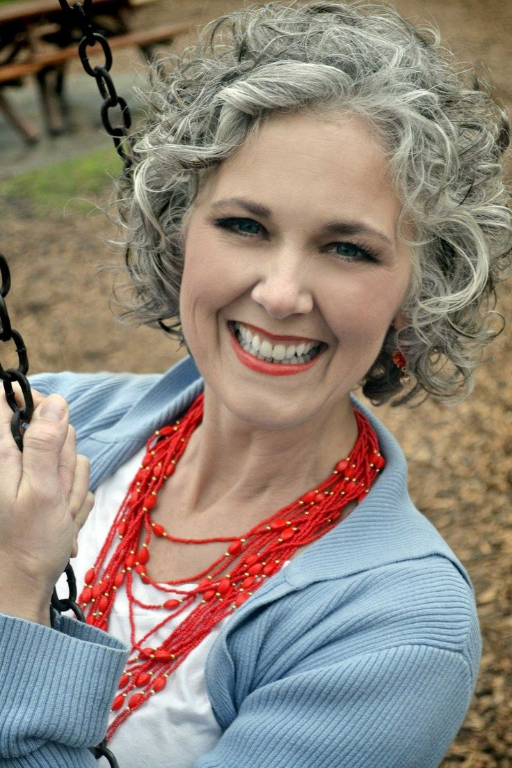 Seven Important Life Lessons Grey Hairstyles Taught Us | Grey Regarding Curly Grayhairstyles (View 14 of 20)