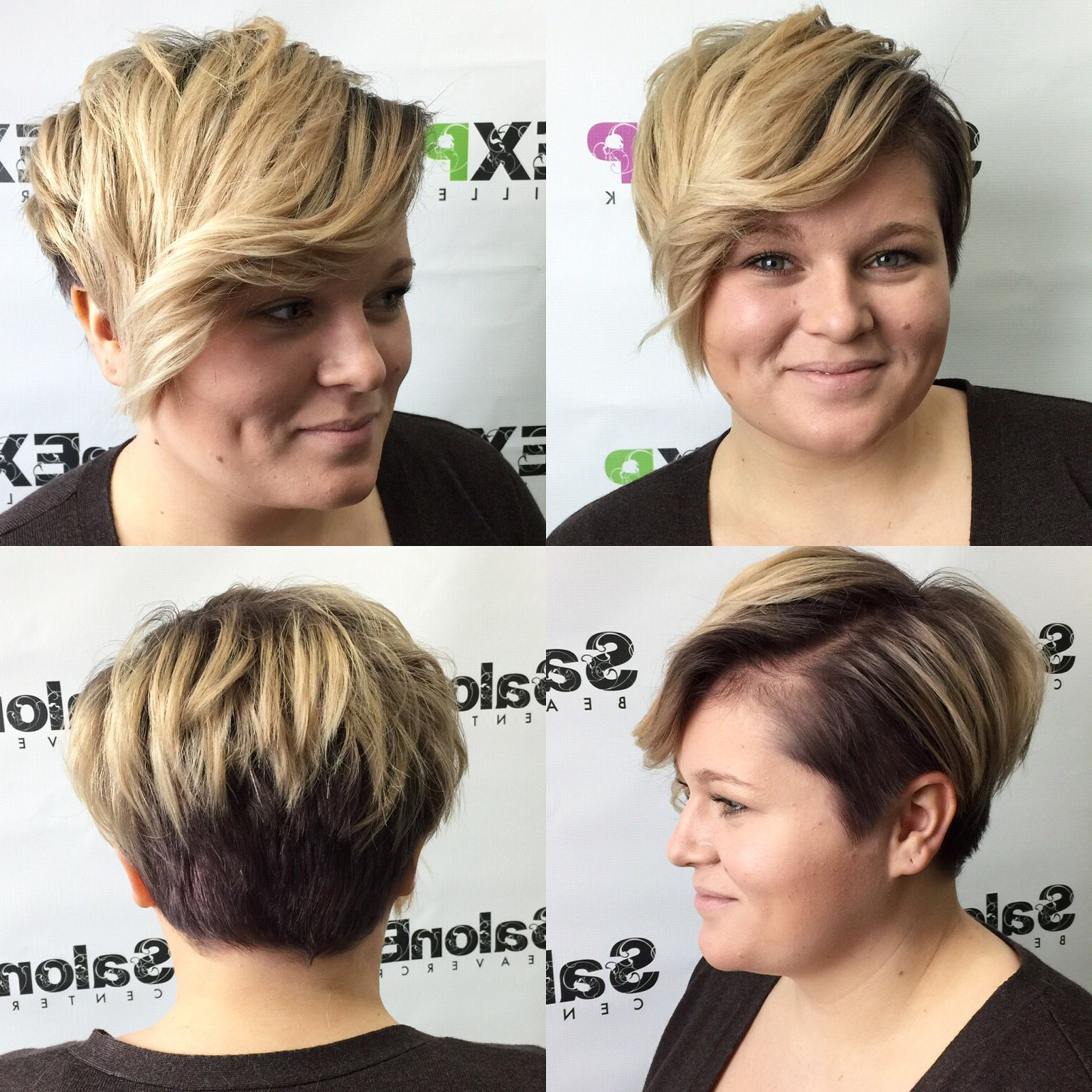 20 Best Ideas Of Disconnected Pixie Hairstyles For Short Hair