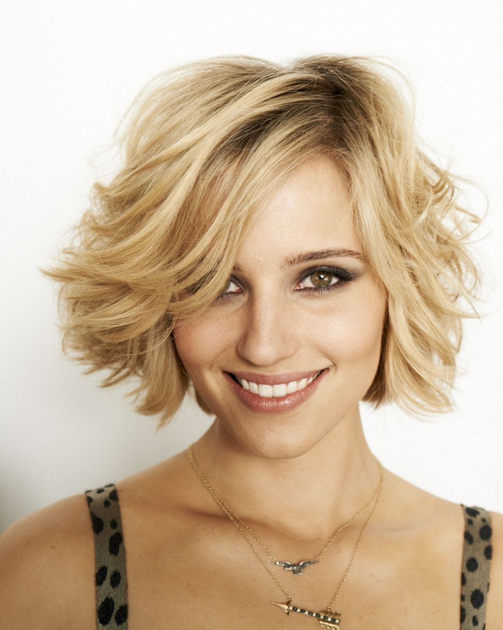 Short Hairstyles For Summer 2014 – Fashionsy In Short Hairstyles With Flicks (Gallery 4 of 20)