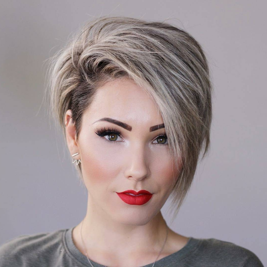 Short Hairstyles For Women With Thick Hair » Women Hair Cuts – Women Intended For Short And Classy Haircuts For Thick Hair (View 19 of 20)