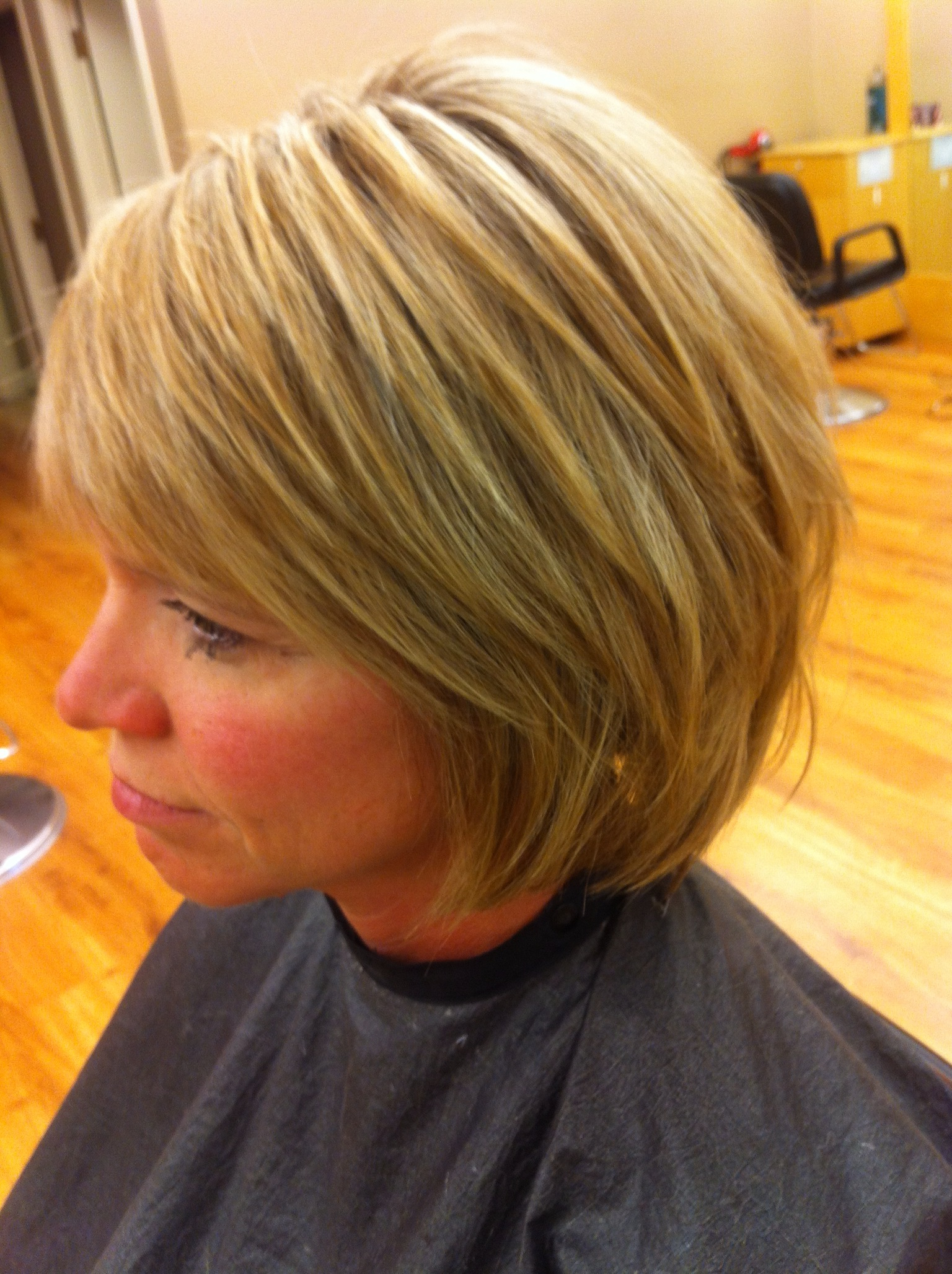 Featured Photo of Layered Bob Haircuts For Fine Hair