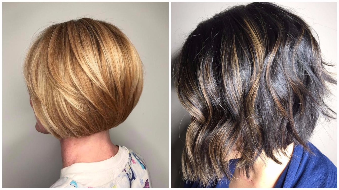 Short Layered Haircuts | 30 New Ideas Of Short Hair With Layers 2018 Intended For Short And Long Layer Hairstyles (Gallery 6 of 20)