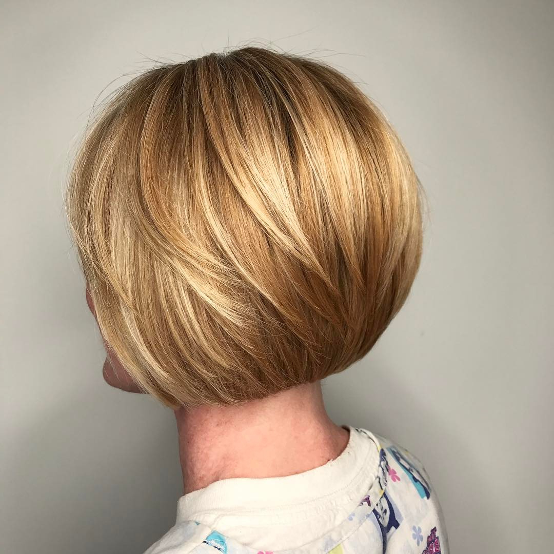 Short Layered Haircuts | 30 New Ideas Of Short Hair With Layers 2018 Within Short Layered Hairstyles (Gallery 6 of 20)