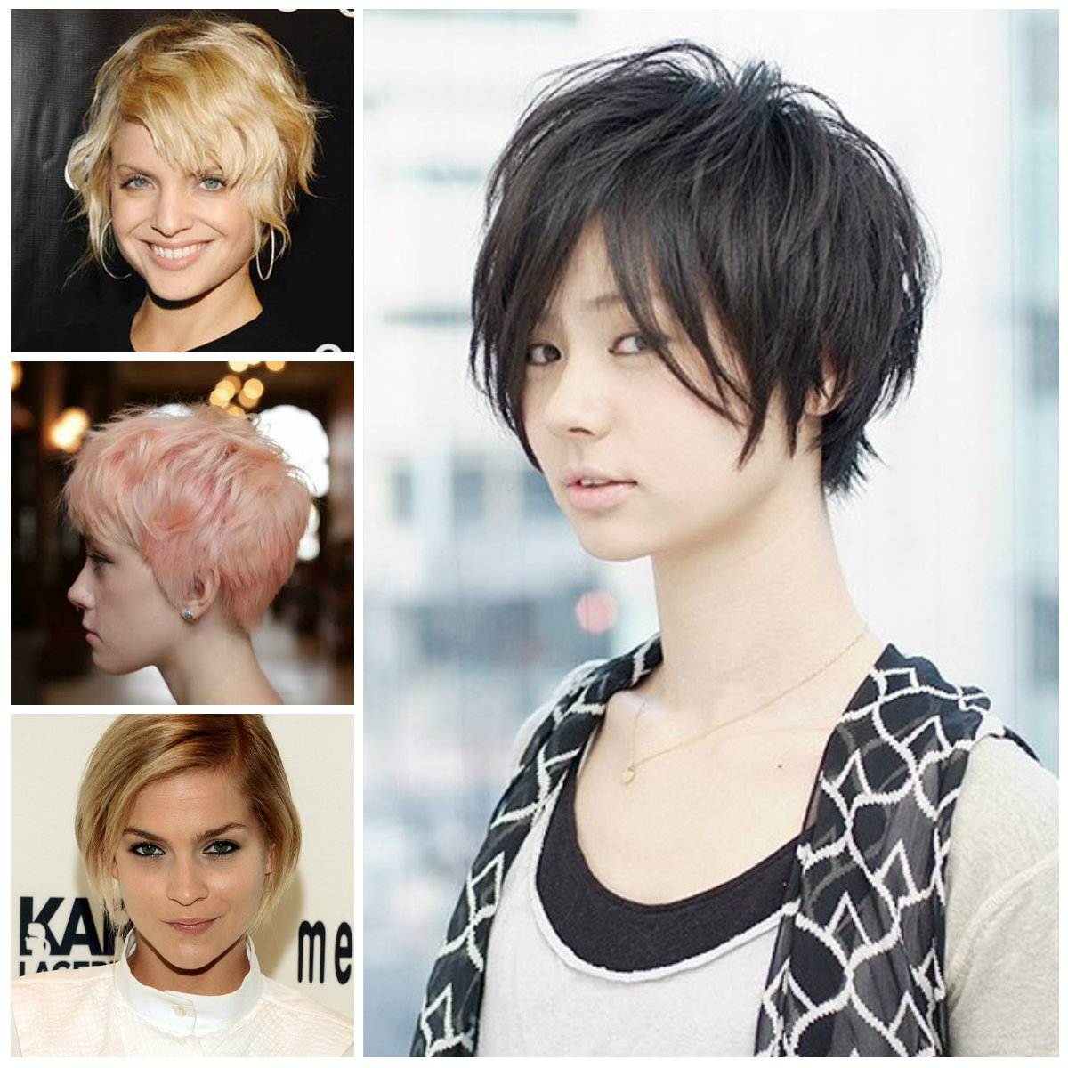 Short Layered Hairstyles To Try In 2016 | 2019 Haircuts, Hairstyles For Short Layered Hairstyles (View 16 of 20)