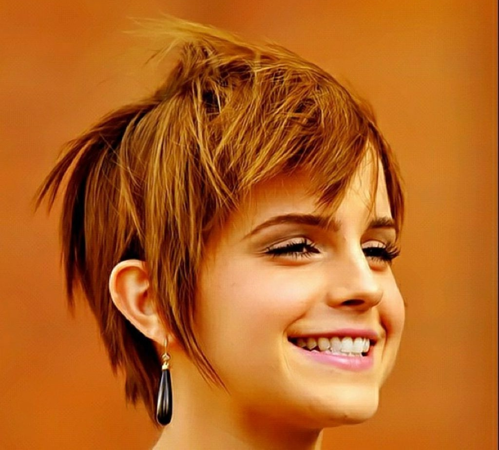 Short Messy Pixie Hairstyles – Hairstyle For Women & Man Regarding Messy Pixie Hairstyles For Short Hair (View 14 of 20)