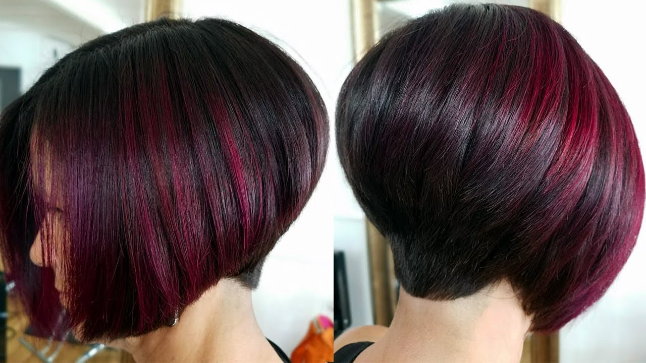 Short Nape Bob Haircuts For Women 2018 | Women's Bob Haircuts And Intended For Layered Pixie Hairstyles With Nape Undercut (View 13 of 20)